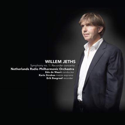 CD cover Willem Jeths