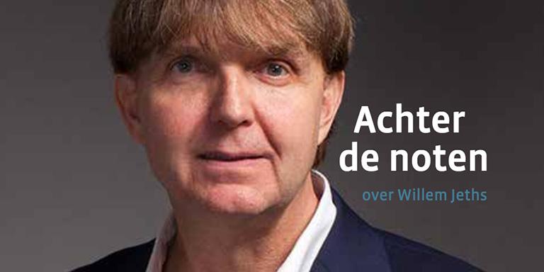 Joep Christenhusz: Willem Jeths (November Music, 2016)