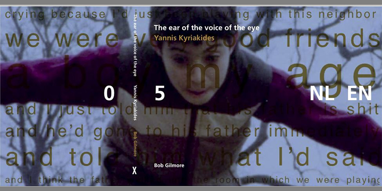 Bob Gilmore: The ear of the voice of the eye – over Yannis Kyriakides (November Music, 2011)