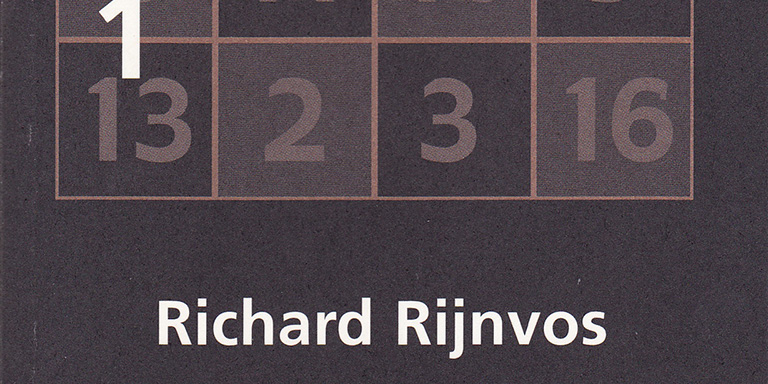 Anthony Fiumara: Richard Rijnvos (November Music, 2008)