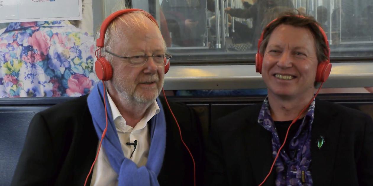 Louis Andriessen & Martijn Padding: Gesprek