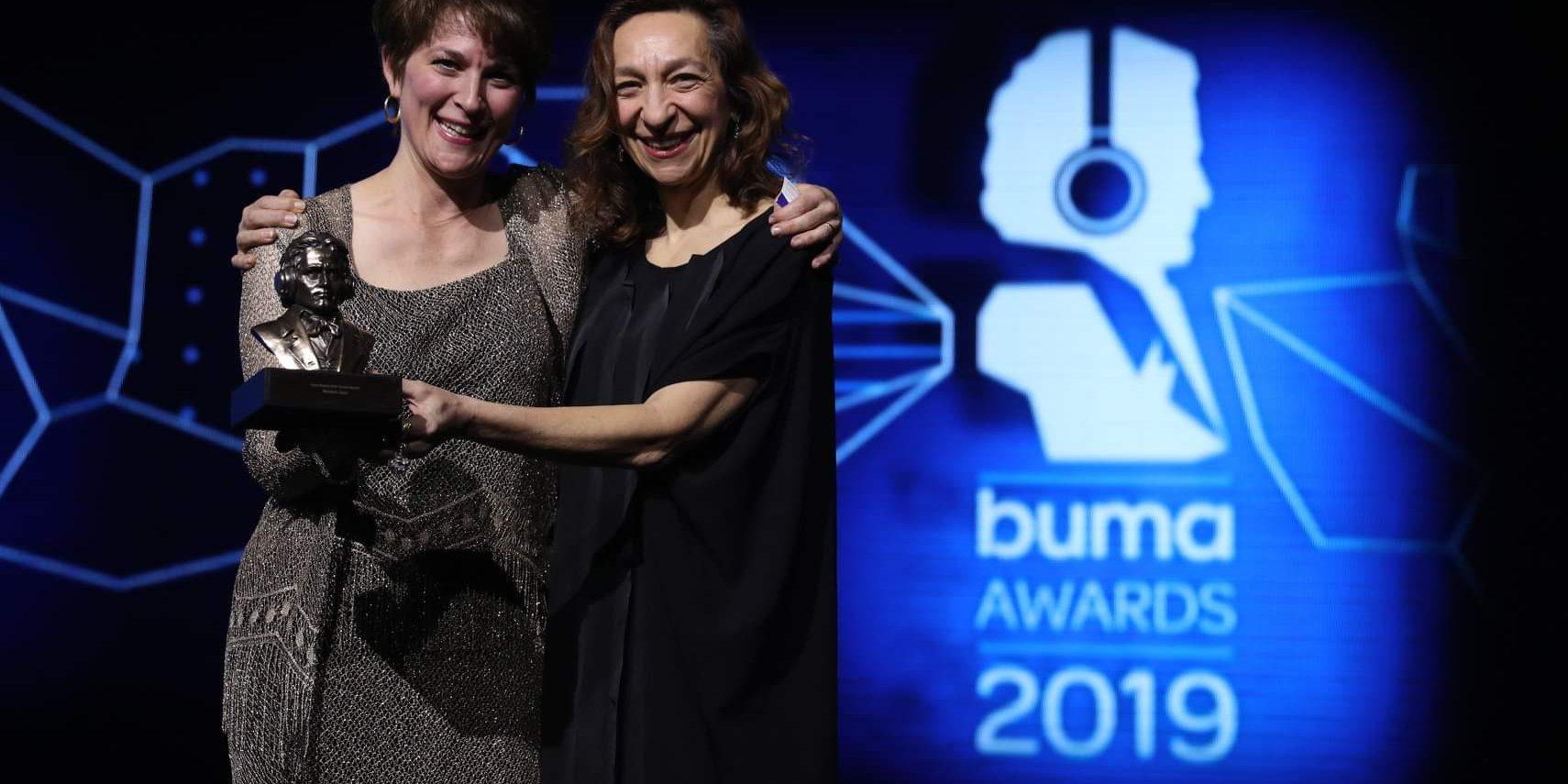 Vanessa Lann wint Buma Classical Award 2019