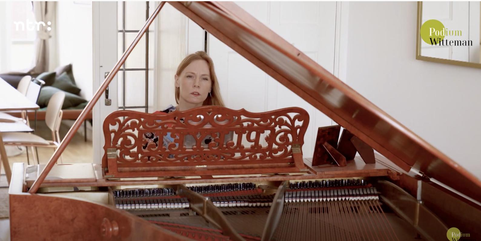 Calliope Tsoupaki schrijft pianostuk 'Inner Life' als hart onder de riem in corona-tijden