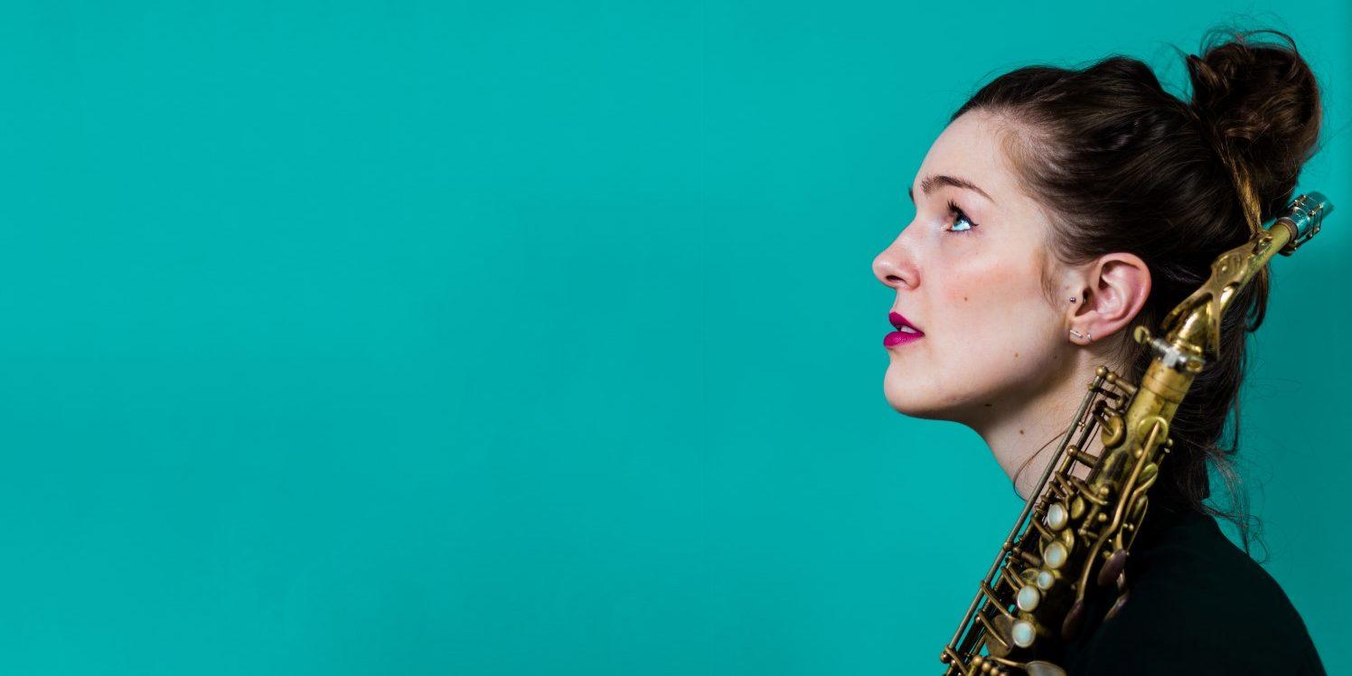 Vrij 31 juli – NJO Muziekzomer Gelderland, Kika Sprangers speelt compassie-solostuk 'Thin Air'