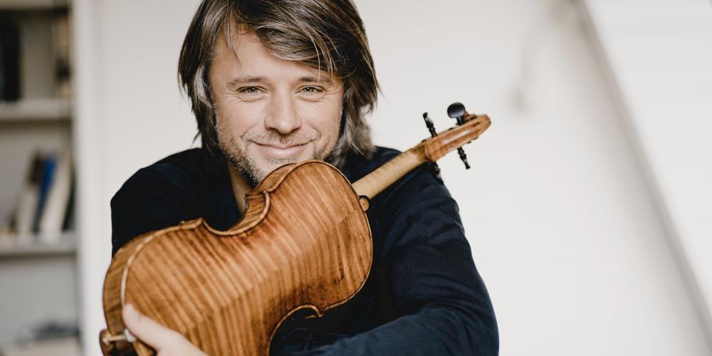 Di 25 augustus – Stift Festival, Daniel Rowland speelt compassie-solostuk 'Thin Air'
