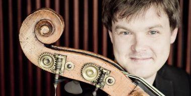 Wo 12 augustus – Edinburgh International Festival (UK), Nikita Naumov speelt compassie-solostuk 'Thin Air'